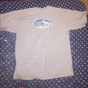 Pikes Peak Rovers tshirt